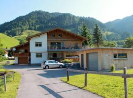 Haus Diedams, hotel in Schoppernau