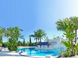 Hotel Suites Albayzin Del Mar, hotel en Almuñécar