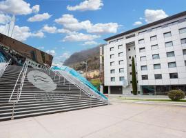Mola Park Atiram Hotel, hotel en Andorra la Vella