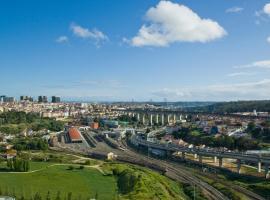 FERREIRA´s Tagus view, hotel near Jardim Zoológico Metro Station, Lisbon