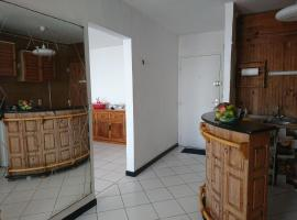 Tour Faidherbe 4 Résidence des îles, hôtel  près de: Aéroport de Guadeloupe Pointe-à-Pitre - PTP