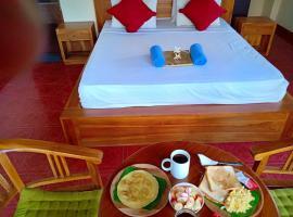 Uma Kutuh Bungalow, hostel in Ubud