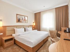 Praga Hotel, hotel en Tashkent