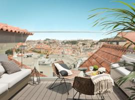 The Lumiares Hotel & Spa - Small Luxury Hotels Of The World, apartamento en Lisboa