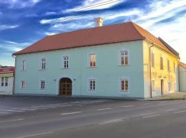 Penzion Daníž, ubytování v destinaci Chvalovice