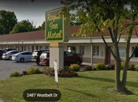 Royal Inn Motel, motel in Columbus