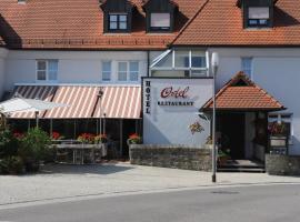 Hotel Ortel, Hotel in Besigheim