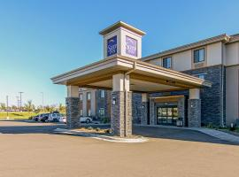Sleep Inn & Suites West-Near Medical Center, hotel in Rochester