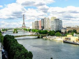 LUXE EIFFEL TOWER AND SEINE RIVER, self catering accommodation in Paris