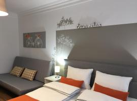 NewStory Plus, apartment in Tikhvin