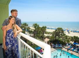 Coral Beach Resort, boutique hotel in Myrtle Beach