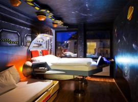 Hostel die Wohngemeinschaft, budget hotel in Cologne