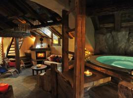 Hotel Du Grand Paradis & Wellness La Baita, hotel in Cogne