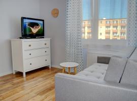 HelApartamenty - Apartament Bałtyk III, hotel in Hel