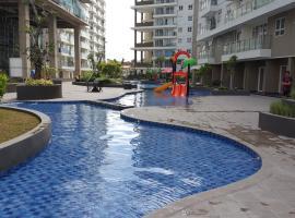 Gateway Pasteur 2BR tower depan Ruby 7 C, apartemen di Bandung