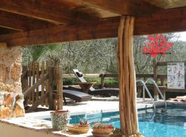 Coral Riviera Sardinia villa & cottage, hotel with jacuzzis in Alghero