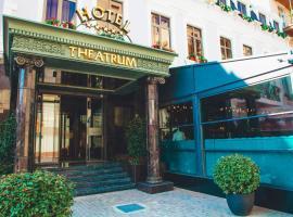 Theatrum Hotel Baku, hotel em Baku