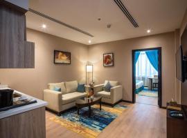 Naviti Warwick Dammam, hotel near King Fahd International Airport - DMM, Dammam