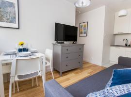 CR Kameralny Apartament przy Pałacu Branickich, self catering accommodation in Białystok