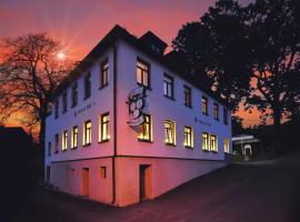 Landhotel Weisses Röß`l, hotel near Festhalle Plauen, Adorf