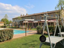 Relais Favorita, hotel cerca de Aeropuerto de Perugia San Francesco d'Assisi - PEG,