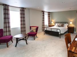The Congresbury Arms, hotel near Weston-Super-Mare Golf Club, Congresbury