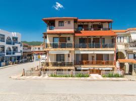 House Kostas on the beach, serviced apartment in Sarti