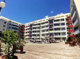 Central Plaza, отель в городе Солнечный Берег