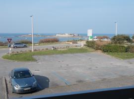 Appartement fort bloqué, hôtel à Ploemeur près de: Golf de Plœmeur Océan