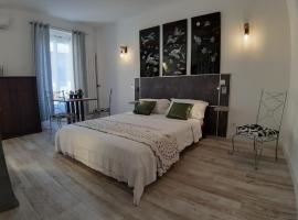 Studio Lou Nidou, Nice Centre, hotel near Nice-Ville Train Station, Nice