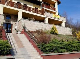 Chill Hill, hotel in Egerszalók