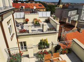 Salvator Superior Apartments, apartmen di Prague