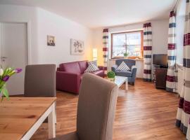 Am Sonneneck - Wohnung 1, Ferienwohnung in Ruhpolding