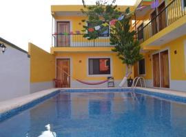 Hotel Kinich Ahuau By Rotamundos, hotel in Valladolid
