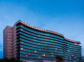 Grand Hyatt Tampa Bay, hotel near Bright House Networks Field, Tampa