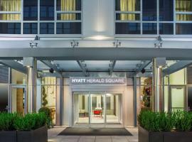 Hyatt Herald Square New York, hotel near Flatiron Building, New York