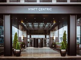 Hyatt Centric Montevideo, hotel cerca de Terminal Tres Cruces, Montevideo