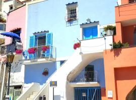 Casa Athina, self catering accommodation in Procida