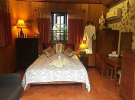 Shanti Lodge, homestay in Bangkok