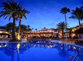 Seaside Grand Hotel Residencia - Gran Lujo, hotel en Maspalomas