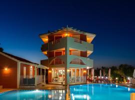 Zante Pantheon Hotel, hotel in Tsilivi