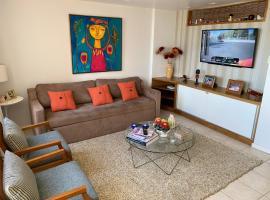 Apartamento Luxo Vista Mar, apartment in Salvador