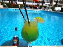 Hotel Decebal, hotel din Neptun