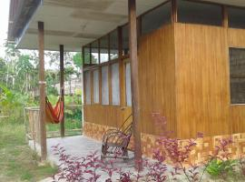 Amazonia guest house, hotel with pools in Iquitos