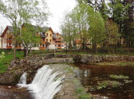 Apartamenty Rezydencja Parkowa Sun&Fun, hotel near Muzeum Zabawek, Karpacz