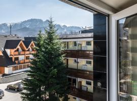 5 kroków, ubytovanie bed and breakfast v Zakopanom