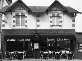 LE CELTIC, hotel in Villers-sur-Mer