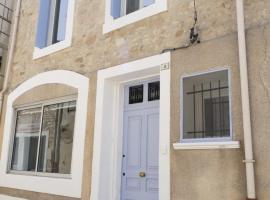 appartement de la callade, hotel near Reserve Africaine de Sigean, Peyriac-de-Mer