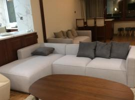luxury 2 bed room apartment fully furnished, hotel near The Mall of Cyprus, Nicosia