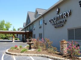 Country Inn & Suites by Radisson, Charlotte I-85 Airport, NC, hotel near Charlotte Douglas International Airport - CLT,